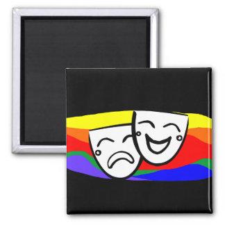 Imã Drama: os redemoinhos do arco-íris