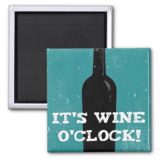 Imã É hora do vinho