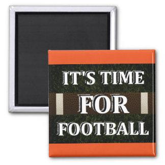 Imã É hora para o ímã do futebol