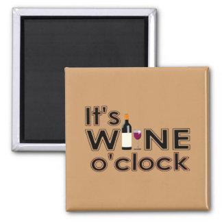 Imã É ímã da hora do vinho