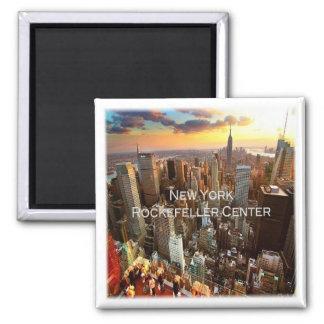 Imã E.U. * Centro dos EUA - New York - de Rockefeller
