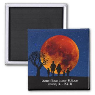Imã Eclipse lunar 2018 da lua do sangue