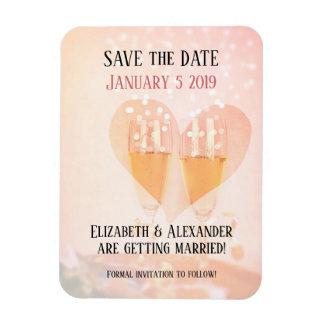 Ímã Economias novas do casamento do começo do ano novo