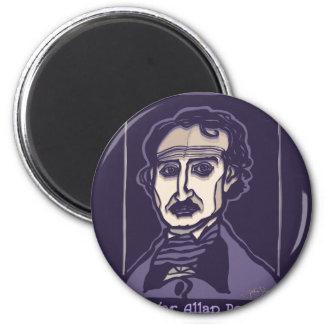 Imã Edgar Allan Poe por FacePrints