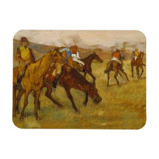 Ímã Edgar Degas - antes da raça