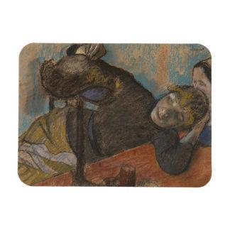 Ímã Edgar Degas - Milliner