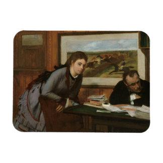 Ímã Edgar Degas - Sulking