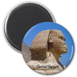 Imã Egipto, esfinge, o Cairo antigo II (ímã)