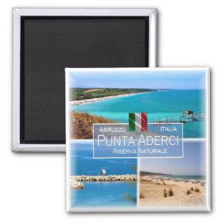 Imã ELE Italia # Abruzzo - Punta Aderci -