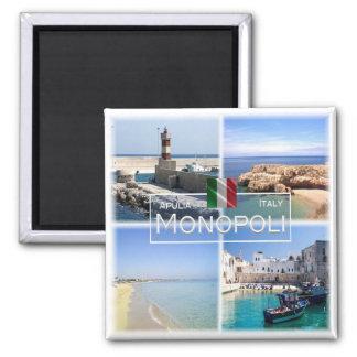 Imã ELE # Italia - Apulia - Monopoli -