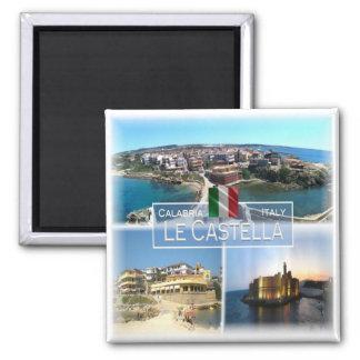 Imã ELE - Italia # Calabria - Le Castella -