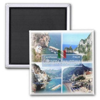 Imã ELE - Italia # Campania - costa de Amalfi -