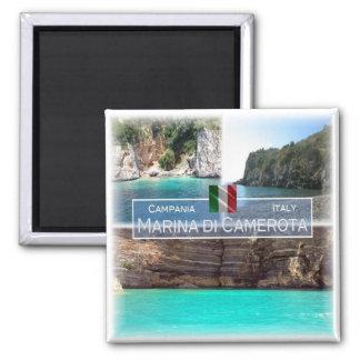 Imã ELE - Italia # Campania - Porto di Camerota -