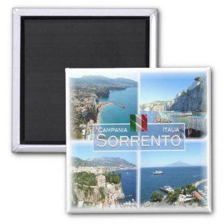 Imã ELE - Italia # Campania - Sorrento -