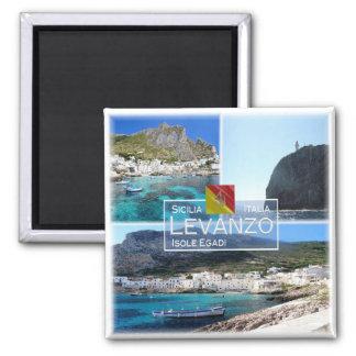 Imã ELE Italia # Sicília - ilha de Levanzo -