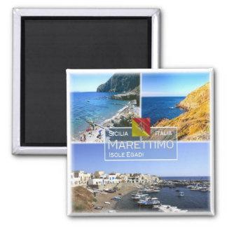 Imã ELE Italia # Sicília - ilha de Marettimo -