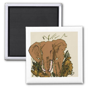 Imã elefante