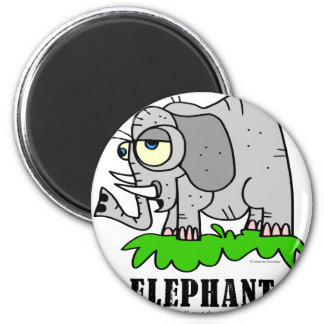 Imã Elefante pelo © de Lorenzo Lorenzo 2018 Traverso