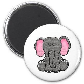 Imã Elefante sonolento