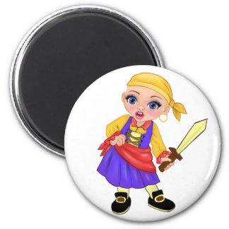 Imã Ella a princesa Enchanted Que Ser Você? Pirata