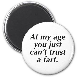 Imã Em minha idade