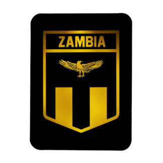 Ímã Emblema da Zâmbia