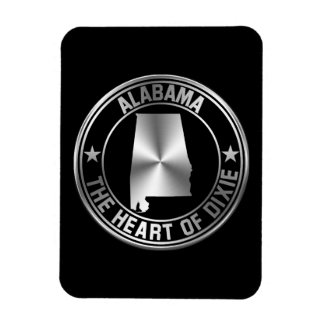 Ímã Emblema de Alabama