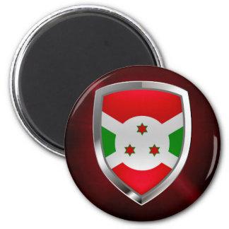 Imã Emblema de Burundi Mettalic