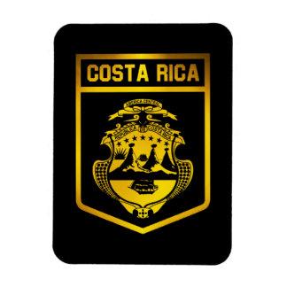 Ímã Emblema de Costa Rica