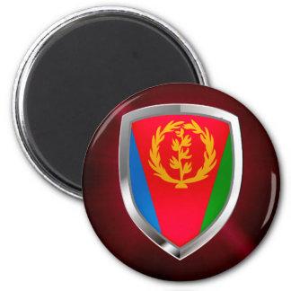 Imã Emblema de Eritrea Mettalic