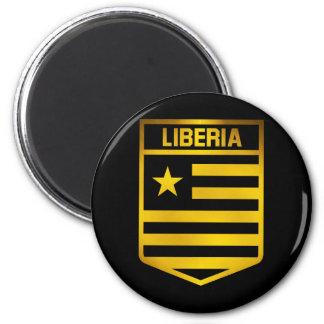 Imã Emblema de Liberia