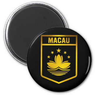 Imã Emblema de Macau