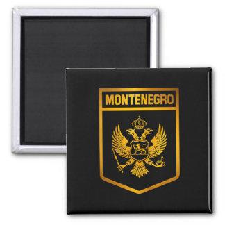 Imã Emblema de Montenegro
