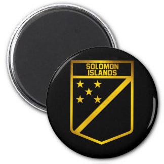 Imã Emblema de Solomon Island