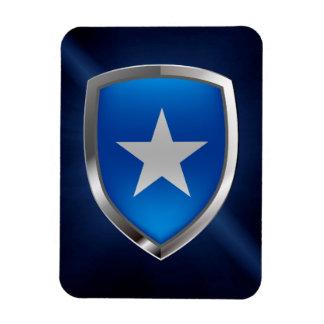 Ímã Emblema metálico de Somália