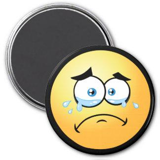 Imã Emoji de grito grande
