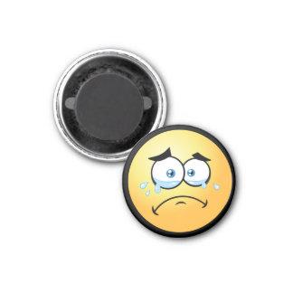 Imã Emoji de grito pequeno