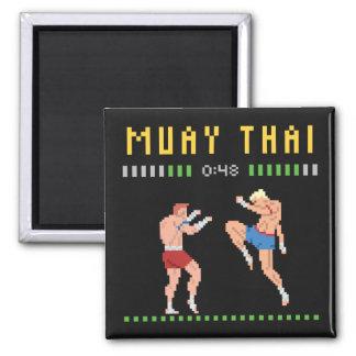 Imã encaixotamento tailandês de 8 bits
