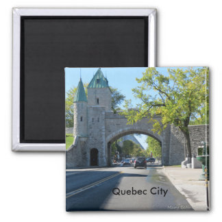 Imã Entrada Cidade de Quebec da cidade