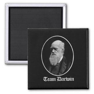 Imã Equipe Darwin - evolução da equipe - - Pro-Ciência