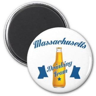 Imã Equipe do bebendo de Massachusetts
