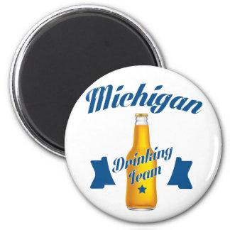 Imã Equipe do bebendo de Michigan