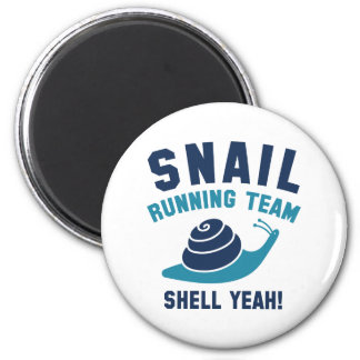Imã Equipe Running do caracol