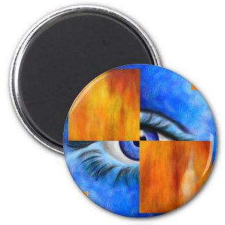 Imã Ersebiossa V1 - olho escondido