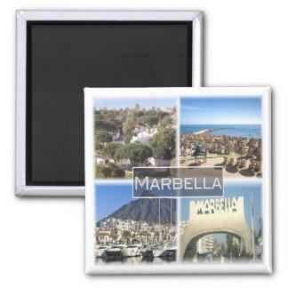 Imã ES * Espanha - Marbella