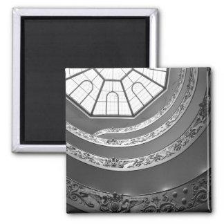 Imã Escadas do vaticano com ímã da clarabóia