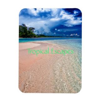 Ímã Escapes tropicais