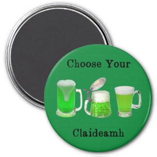 Imã Escolha sua arma gaélica