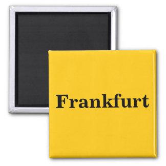 Imã Escudo de Frankfurt Gold - Gleb íman -