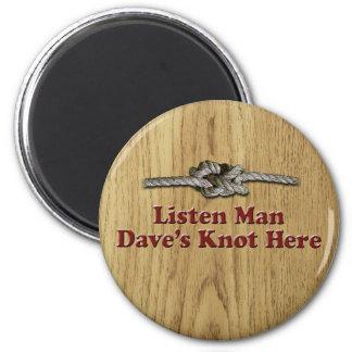 Imã Escutam os Multi-Produtos do nó de Dave do homem